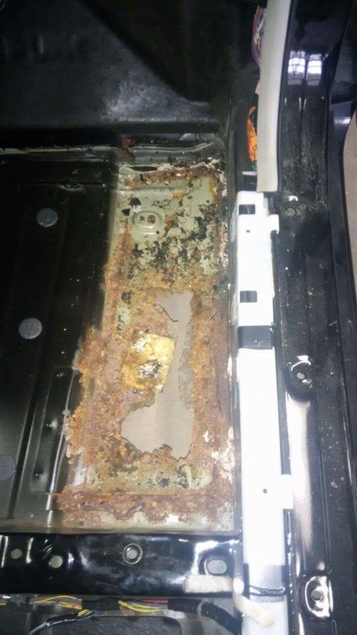 2002-2008 Nissan Altima / Maxima Front Floor Pan, Passenger Side