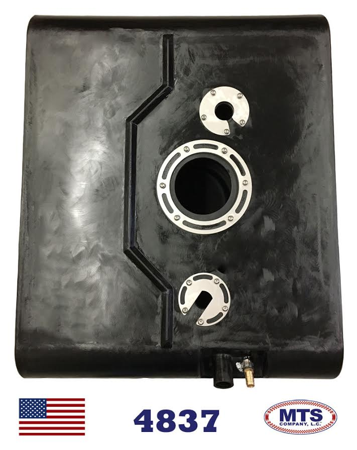1999-2010 Ford E-Series Super Duty Van 37 gallon diesel only fuel tank