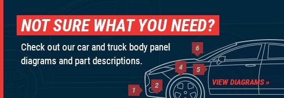 Auto Body Repair Panels | Truck Rust Repair | Raybuck Auto Body Parts