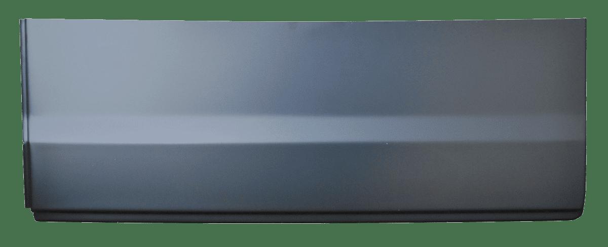 1996 2007 Gm Fullsize Van Sliding Lower Door Skin
