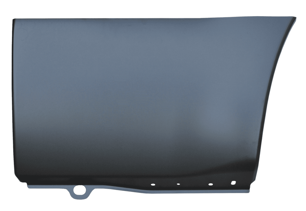 2010-2016 Ford Super Duty Pickup Lower Front Bedside Section (6' Bed) Driver Side