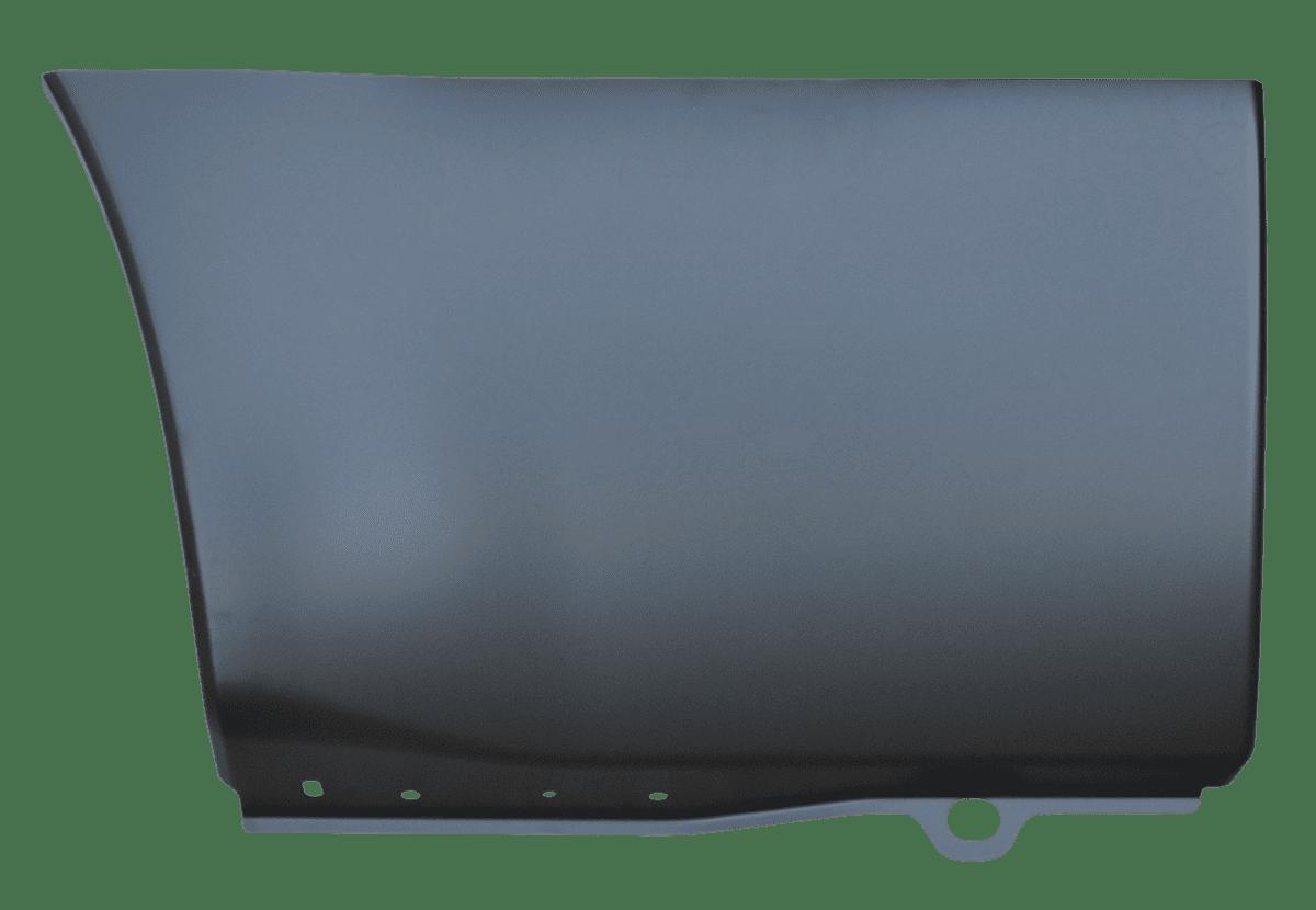 2010-2016 Ford Super Duty Pickup Lower Front Bedside Section (6' Bed) Passenger Side