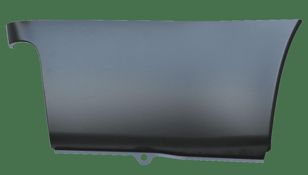 2010-2016 Ford Super Duty Pickup Lower Rear Bedside Section, Passenger Side