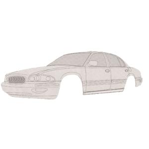 Buick Repair Panels