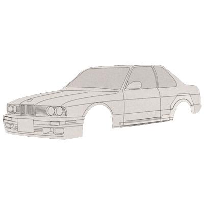 BMW Repair Panels