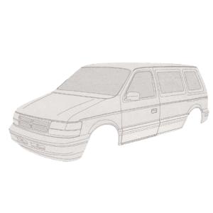 Dodge Repair Panels