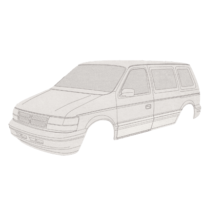 Dodge Rust Repair Panels & Restoration Parts