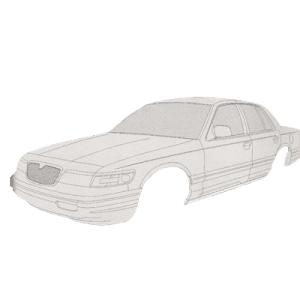 Domestic Car Repair Panels