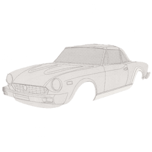 Fiat Repair Panels
