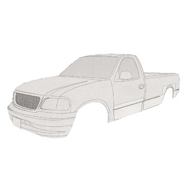 Ford Rust Repair Panels & Restoration Parts