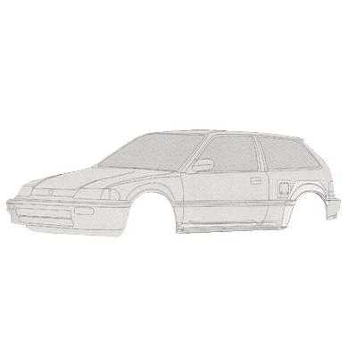 Honda Repair Panels