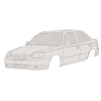 Hyundai Repair Panels