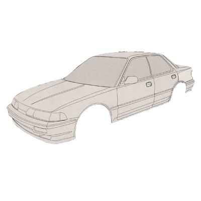 Import Car Repair Panels