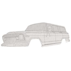 Jeep Repair Panels
