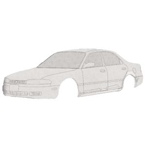 Mazda Repair Panels