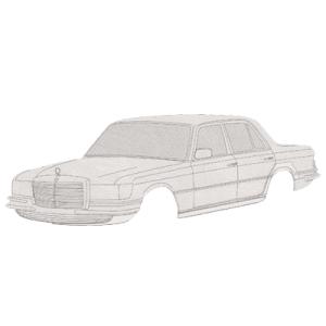 Mercedes-Benz Repair Panels