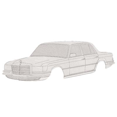 Mercedes-Benz Repair Panels & Restoration Parts