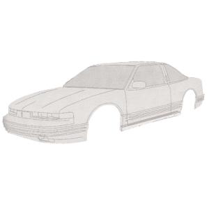 Oldsmobile Repair Panels