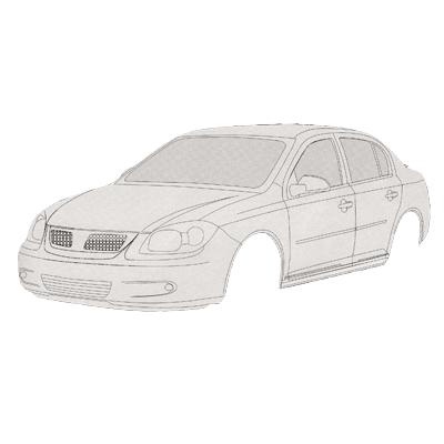 Pontiac Repair Panels