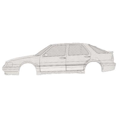 Saab Repair Panels