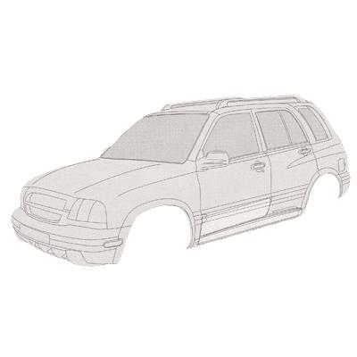 Suzuki Repair Panels