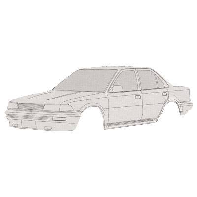 Toyota Repair Panels & Restoration Parts