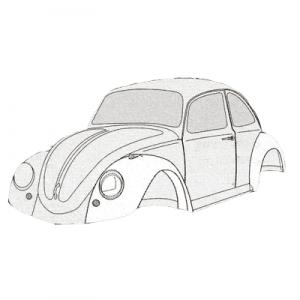 Volkswagen Repair Panels