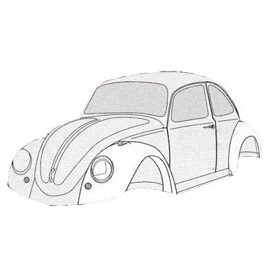 Volkswagen Repair Panels & Restoration Parts