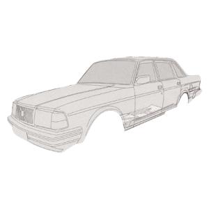 Volvo Repair Panels
