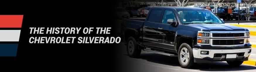 History of the Chevy Silverado