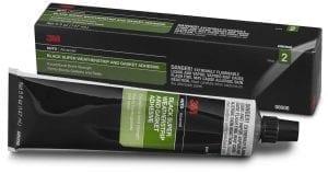 3M Super Black Weatherstrip Adhesive