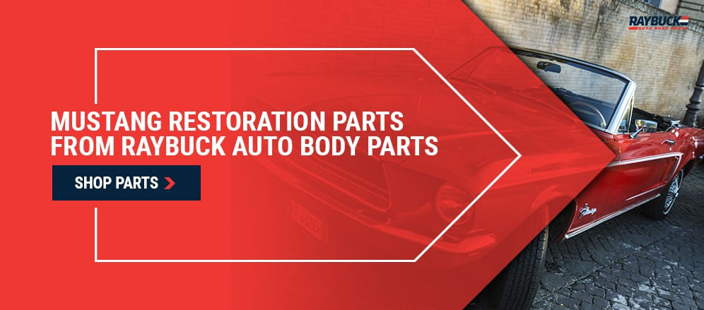 Shop Mustang Parts