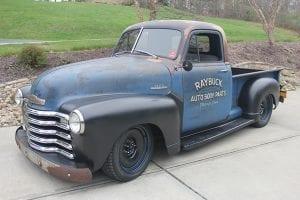 GM Truck Restoration Parts