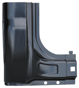 1999-2011 Super Duty Ford Super Cab Pickup Rear Door Lower Skin Driver Side