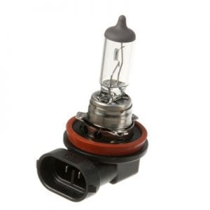 H11 halogen dual beam headlamp