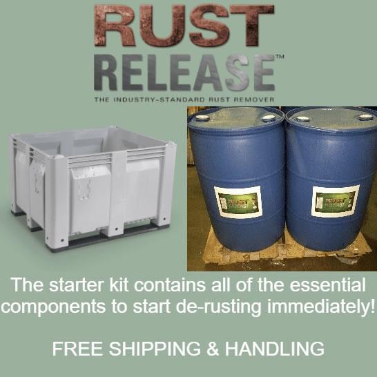 Rust Release Starter Kit