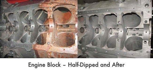 rust release engine block