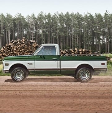 1967-1972 Chevy CK trucks