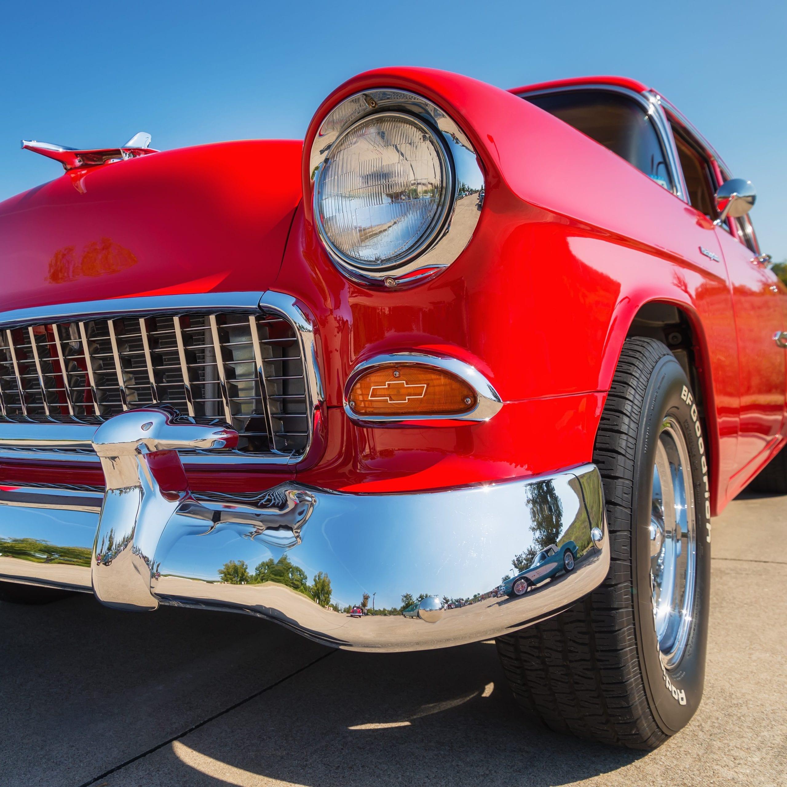 Tri_five Chevy History