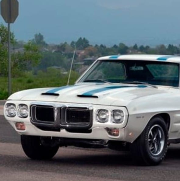 Pontiac Firebird vs Trans Am History