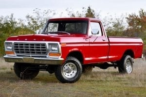 Ford Truck Restoration Parts