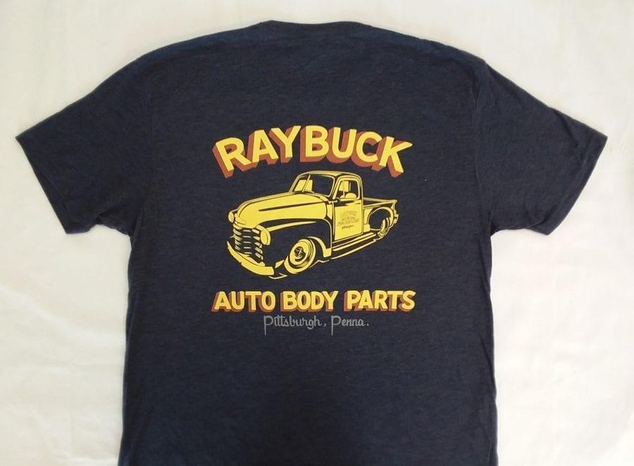 Raybuck t-shirt